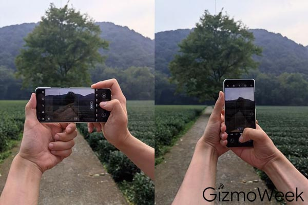 How to use smartphone camera shot better picture