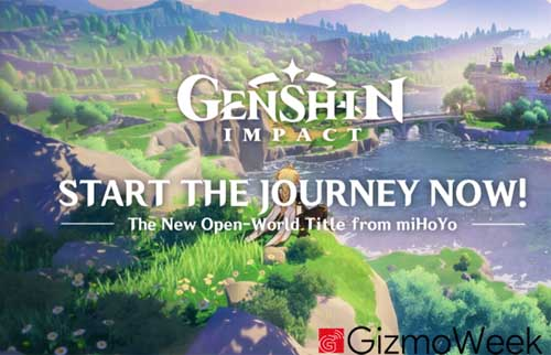Genshin Impact iOS iPad/iPhone Update Supports Xbox and PS4/PS5 controller