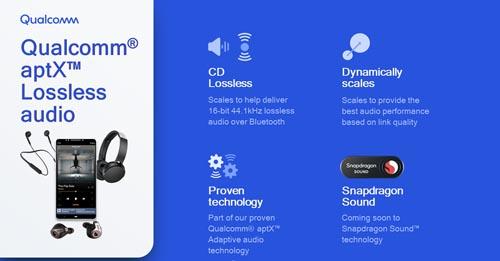 Qualcomm adds Lossless Audio